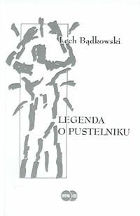 Okładka książki Legenda o pustelniku