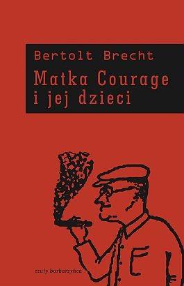 Okładka książki Matka Courage i jej dzieci