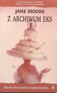 Okładka książki Z archiwum Eks