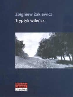 Okładka książki Tryptyk wileński