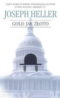 Okładka książki Gold jak złoto