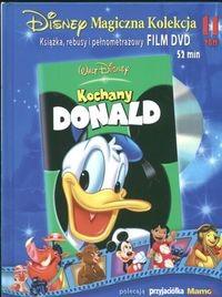 Okładka książki Kochany Donald