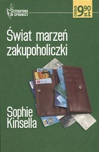 Okładka książki Świat marzeń zakupoholiczki
