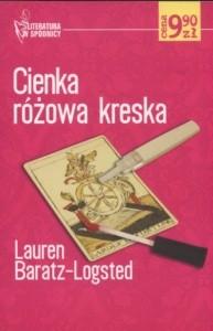 Okładka książki Cienka różowa kreska