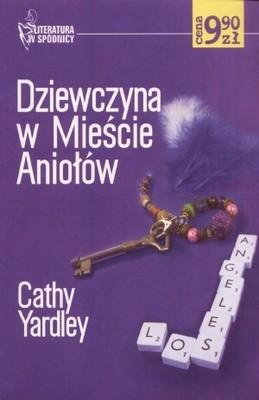 Okładka książki Dziewczyna w Mieście Aniołów