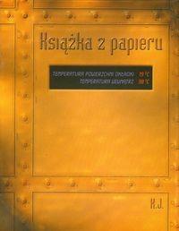 Okładka książki Książka z papieru