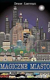 Okładka książki Magiczne miasto