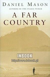 Okładka książki A Far Country - Mason Daniel