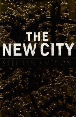 Okładka książki The New City