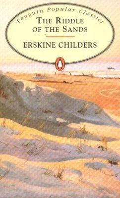Okładka książki The Riddle of the Sands