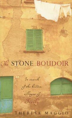 Okładka książki The stone boudoir