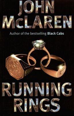 Okładka książki Running rings