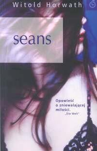 Okładka książki Seans