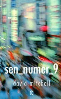 Okładka książki Sen numer 9