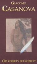Okładka książki Casanova - Od kobiety do kobiety
