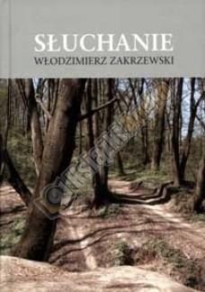 Okładka książki Słuchanie - książka + CD MP3