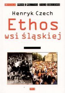 Okładka książki Ethos wsi śląskiej