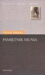 Okładka książki Pamiętnik Munia