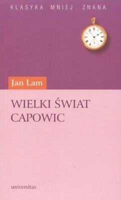 Okładka książki Wielki świat Capowic