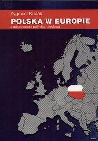 Okładka książki Polska w Europie