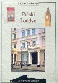 Okładka książki Polski Londyn