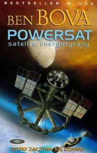 Okładka książki Powersat. Satelita energetyczny