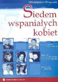 Okładka książki Siedem wspaniałych kobiet