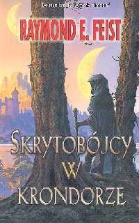 Okładka książki Skrytobójcy w Krondorze