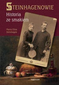 Okładka książki Steinhagenowie. Historia ze smakiem
