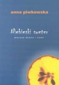 Okładka książki Niebieski sweter