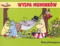 Okładka książki Muminki. Wyspa Muminków