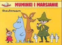 Okładka książki Muminki. Muminki i Marsjanie