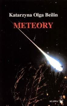 Okładka książki Meteory