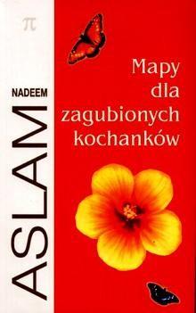 Okładka książki Mapy dla zagubionych kochanków