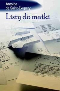 Okładka książki Listy do matki