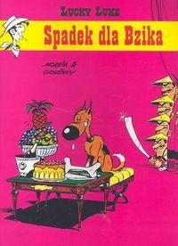 Okładka książki Spadek dla Bzika