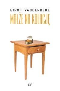 Okładka książki Małże na kolację