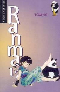 Okładka książki Ranma 1/2. Tom 10