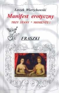 Okładka książki Manifest erotyczny