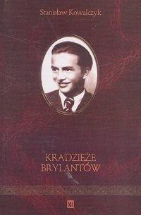 Okładka książki Kradzieże brylantów