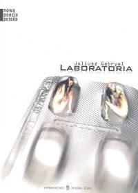 Okładka książki Laboratoria