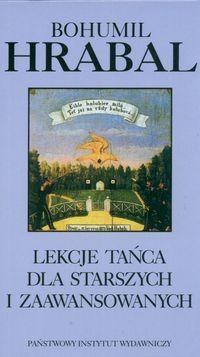 Okładka książki Lekcje tańca dla starszych i zaawansowanych