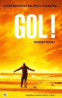 Okładka książki Gol!