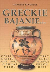 Okładka książki Greckie bajanie...