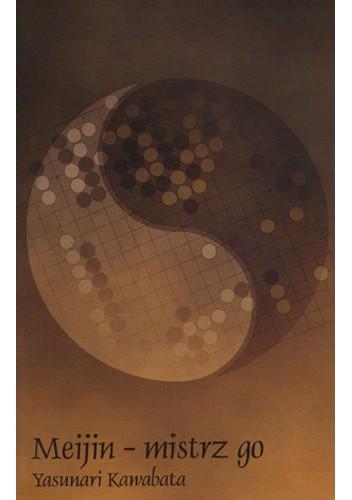 Okładka książki Meijin – mistrz go