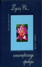 Okładka książki Życzę Ci... wewnętrznego spokoju