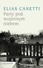 Okładka książki Party pod wojennym niebem