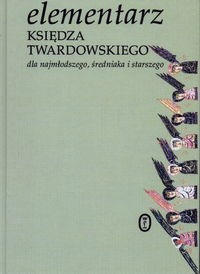 Okładka książki Elementarz Księdza Twardowskiego