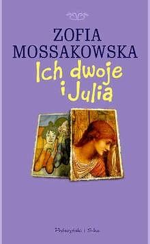 Okładka książki Ich dwoje i Julia