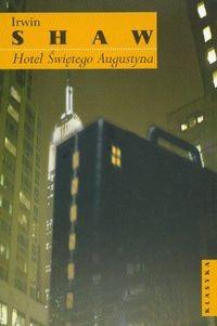 Okładka książki Hotel świętego Augustyna